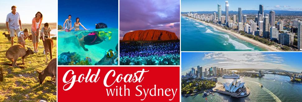 sydney gold coast holiday packages from delhi india