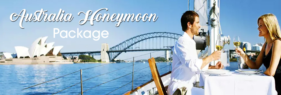 australia honeymoon packages from delhi india